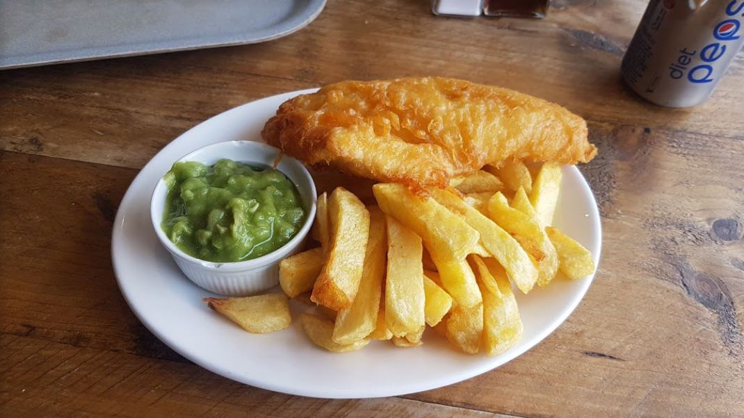 Ripley's Fish and Chips Meal