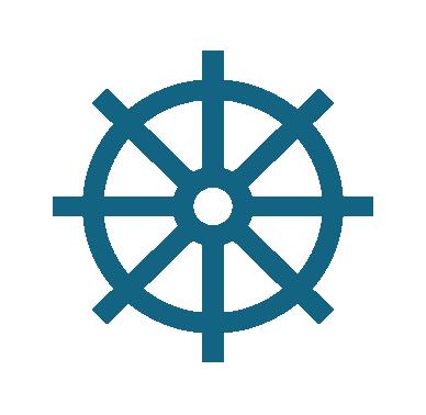 Ripley's Steering Wheel Icon